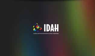 Idah – Logo.
