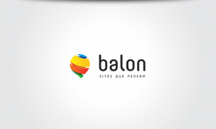 Balon sites que pensam – Logo