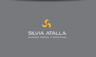 Silvia Atalla – Logo e Papelaria
