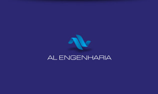 AL Engenharia, Logo e Papelaria