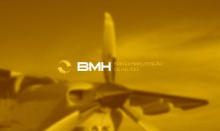 BMH Birigui Manutenção de Hélices – Logo