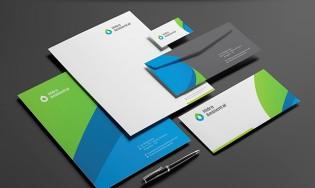 Hidro Ambiental Logo e Papelaria