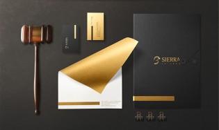 Sierra Leilões – Identidade Visual