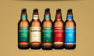 Embalagens Cerveja Suprema