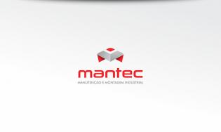Mantec Manutenção e Montagem Industrial – Logo