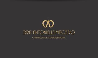 Antonielle Macêdo  Cardiologia – Logo