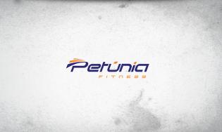 Petúnia Fitness – Logo e Papelaria