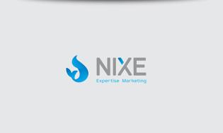 Nixe Expertise Marketing – Logo