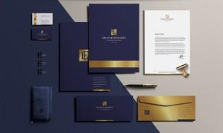 Erlon Fernandes & Advogados – Logo Advocacia