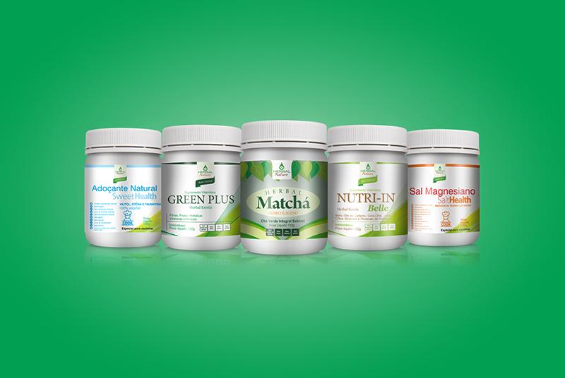 embalagem solúvel herbalnature