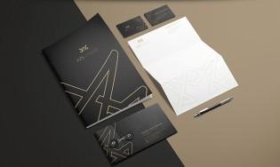 Arquitetura e Interiores – AZS – Logo
