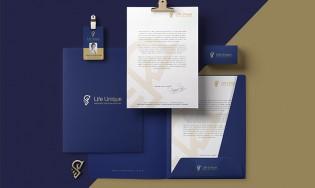 Logo Corretora de Seguros – Life Unique