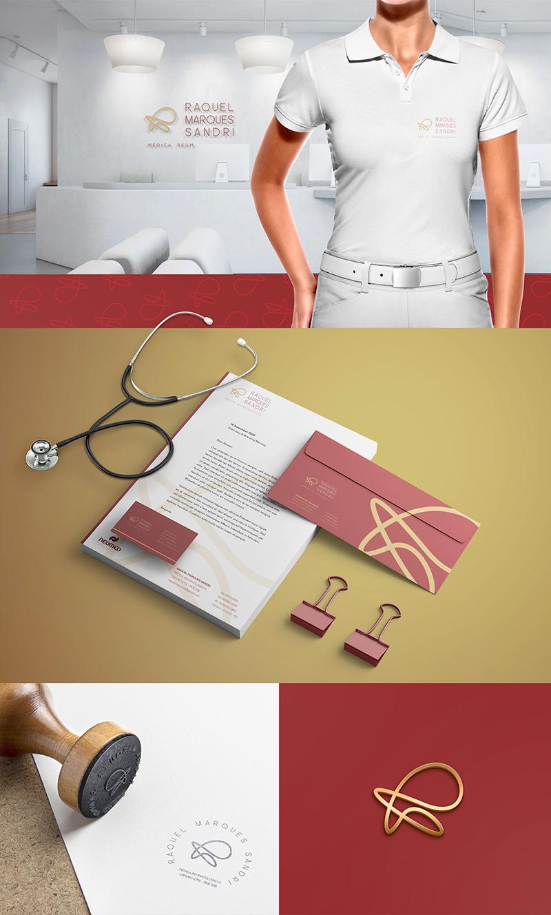 medical branding identity